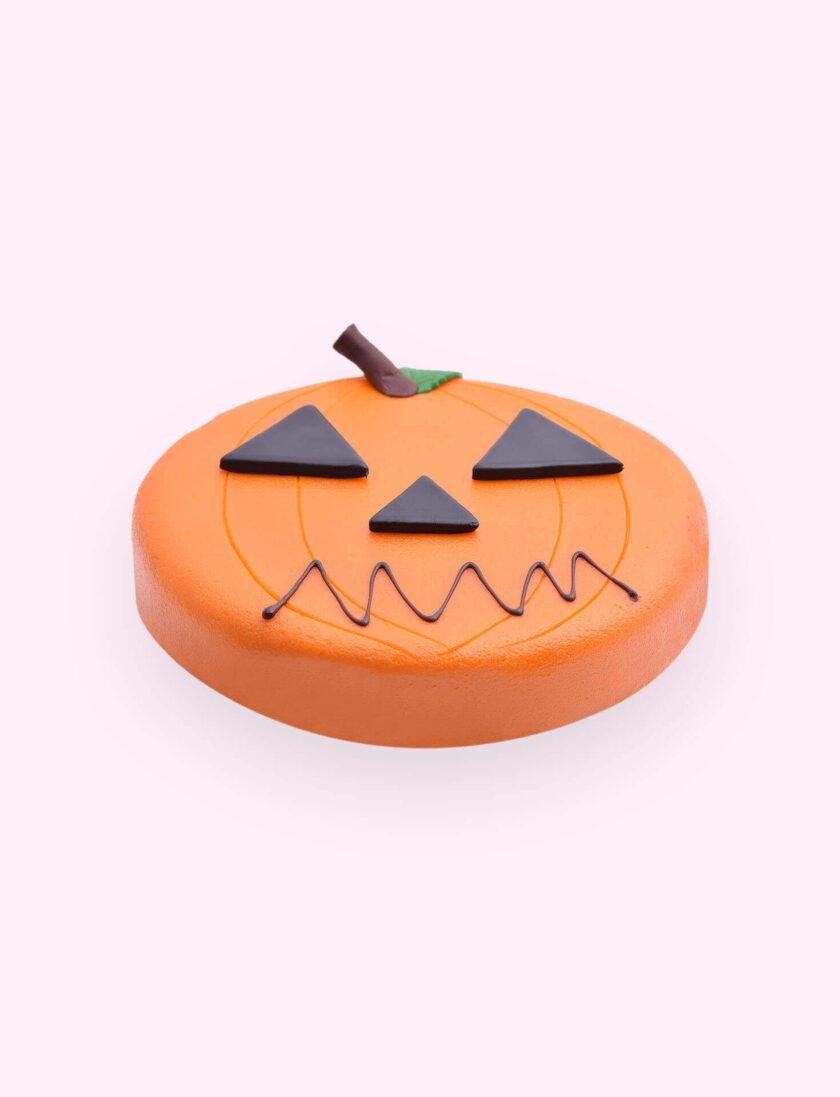 Halloween_Pumpkin Cake 2