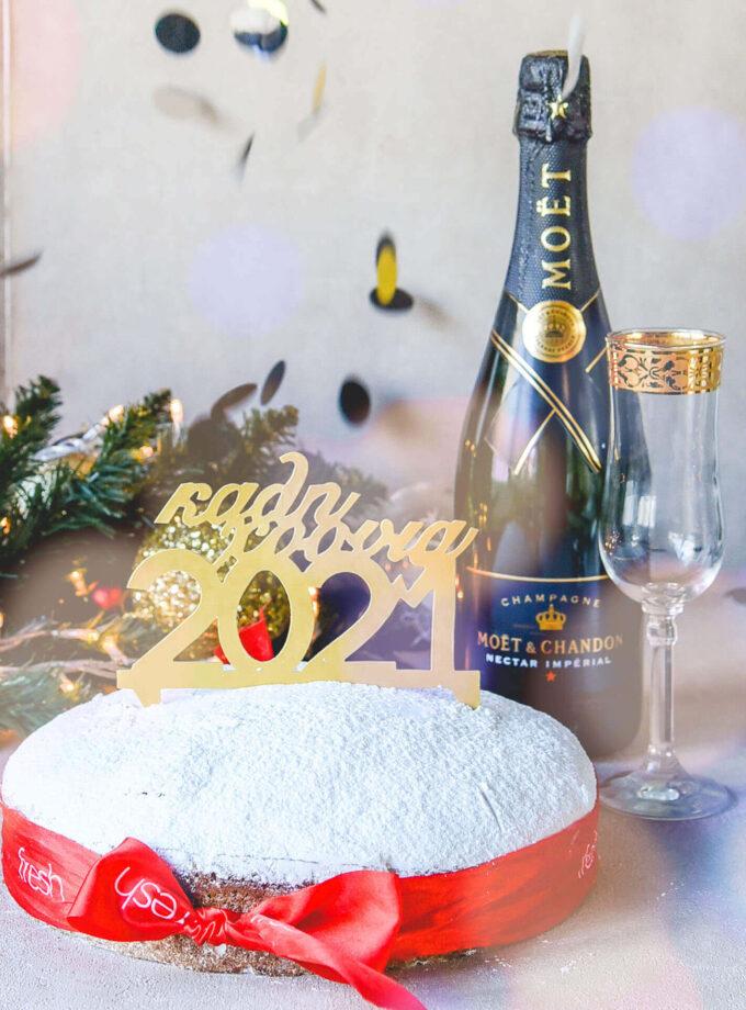 Fresh xmas2020_NYE - Champagne + Cake 2