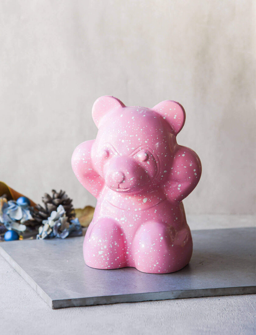 xmas2020_Pink Bear