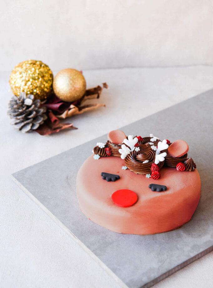 Rudolf Cake