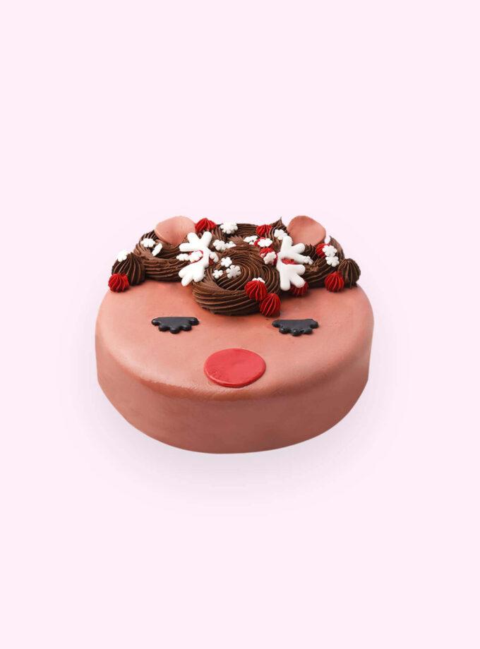 Rudolf Cake T