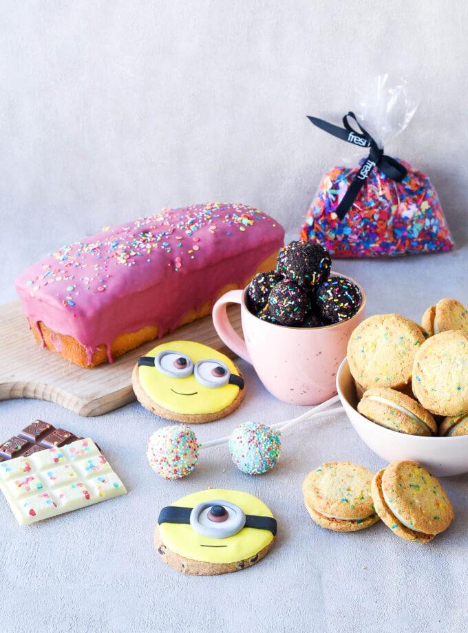 Apokries _ Carnival Box_ Parade of sweet treats