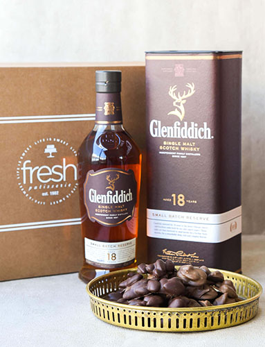 Whisky & Chocolate: An Intense Duo - Glenfiddich 18 Years Small Batch Reserve