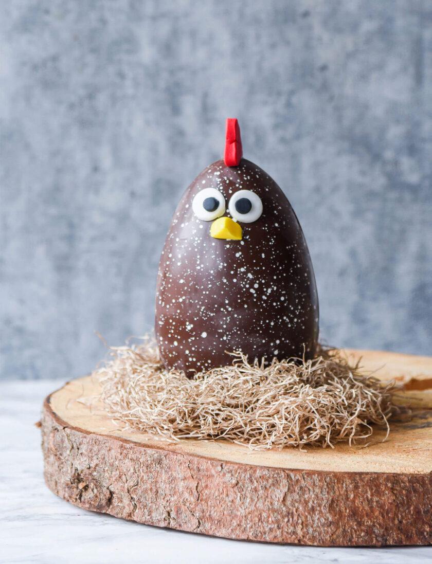 Bitter funny bird - Easter Egg