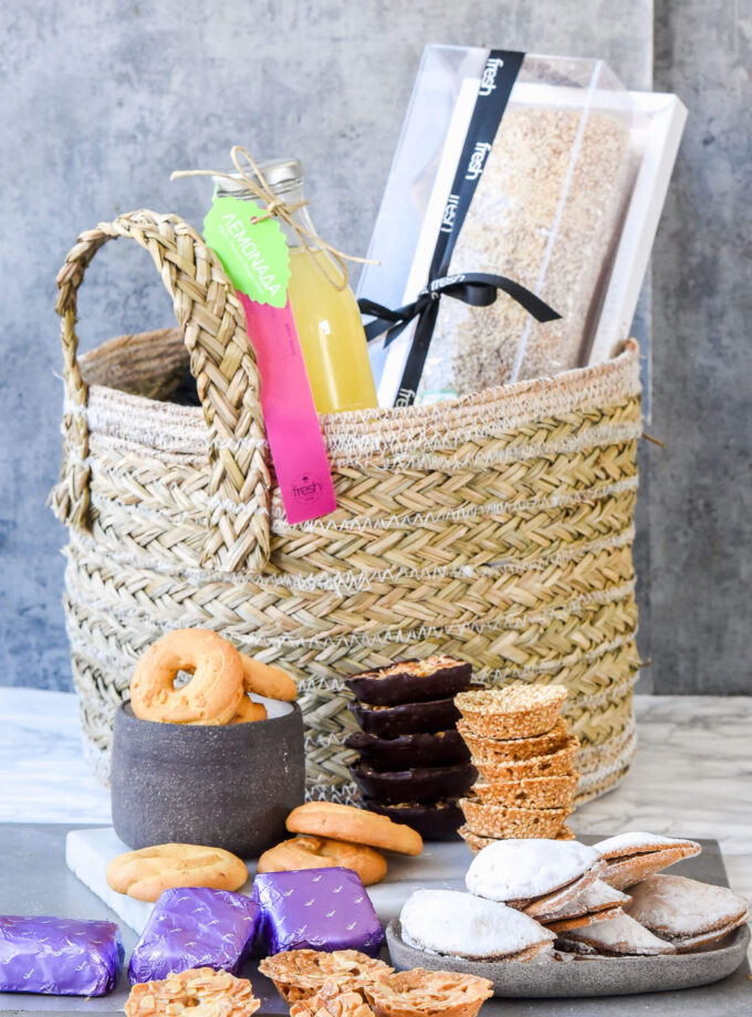 Limited Lent Basket
