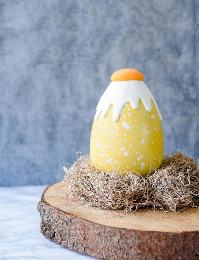 Easter_2021 Yellow Easter Egg