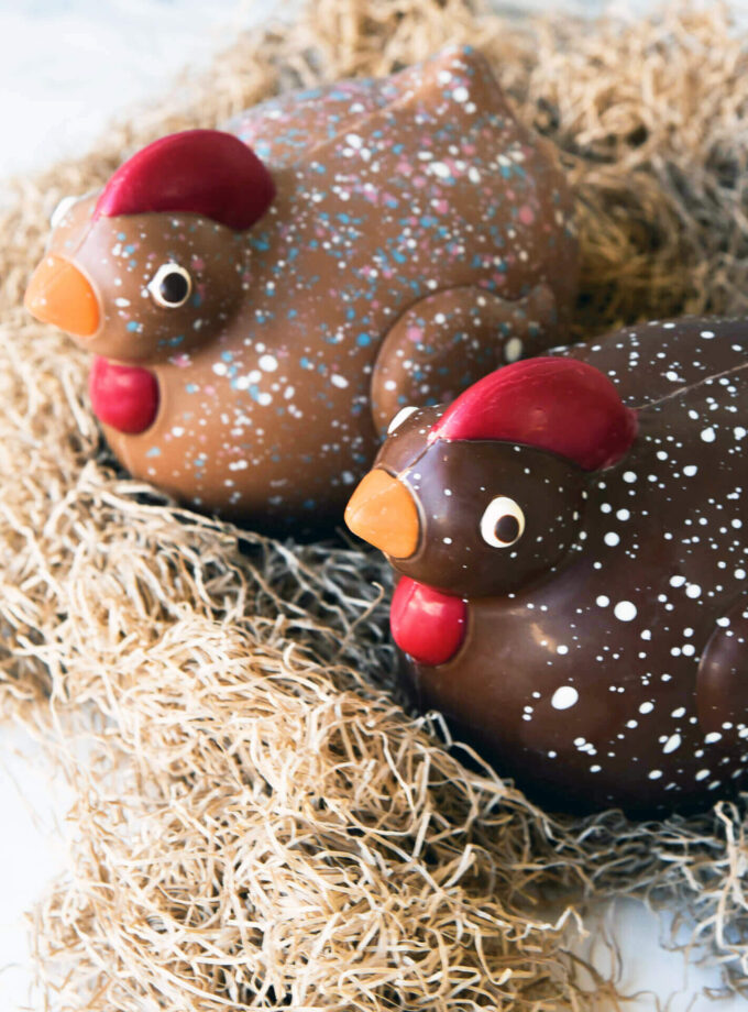 Choco Easter Chickens Fresh