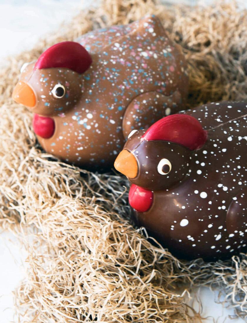 Choco Easter Chickens Fresh