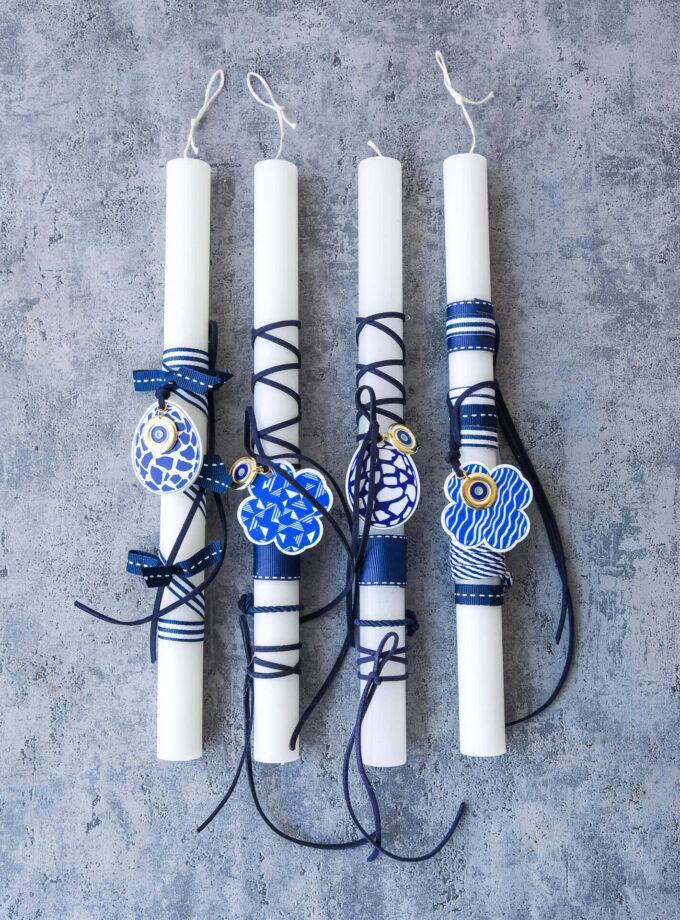 Μπλε Λαμπάδα Λ. Βουράκη