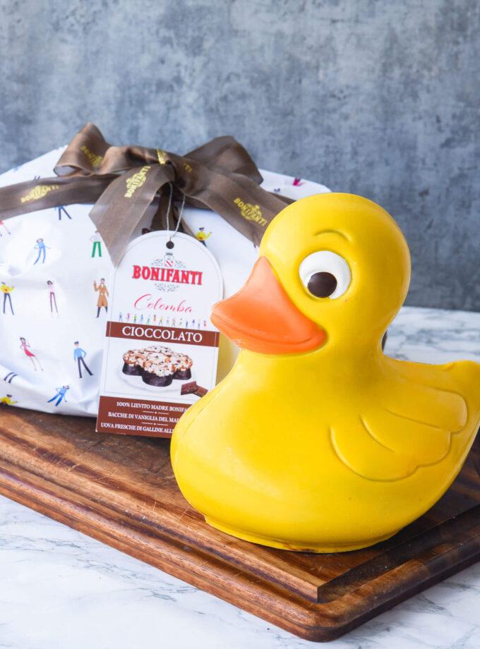 Duck + Panettone