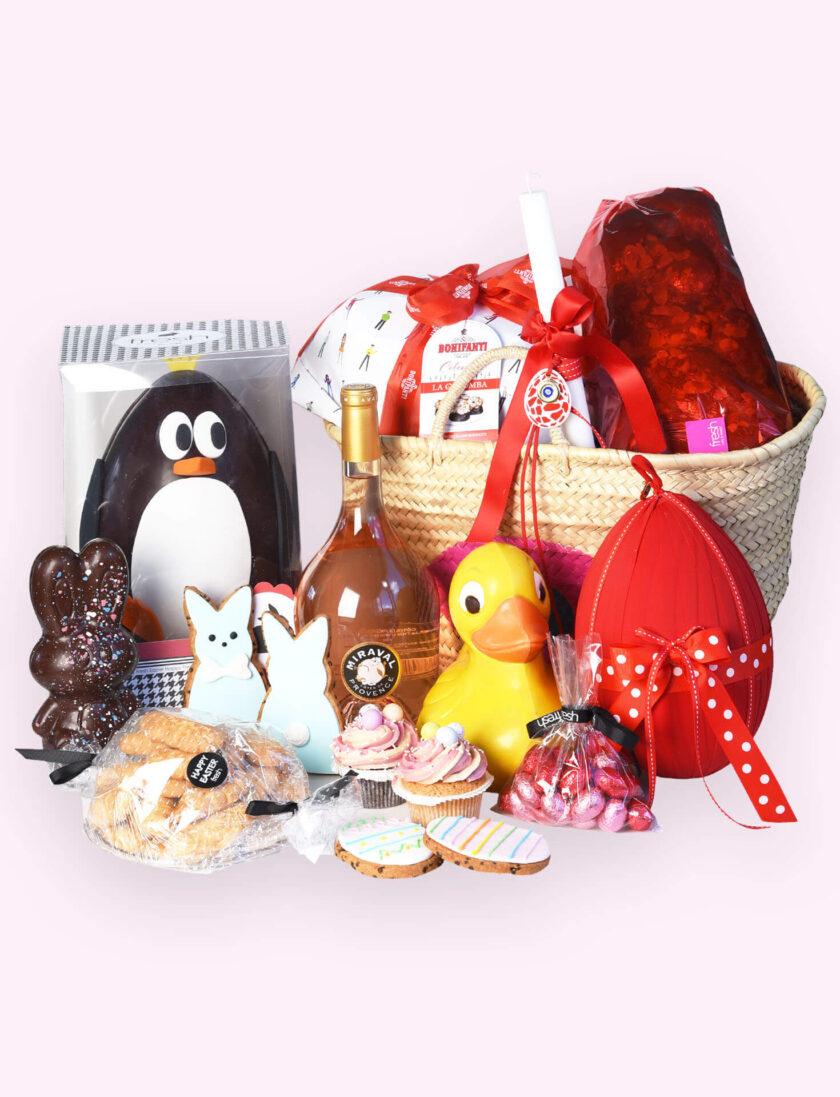 Easter Basket: The Utimate Easter Adventure