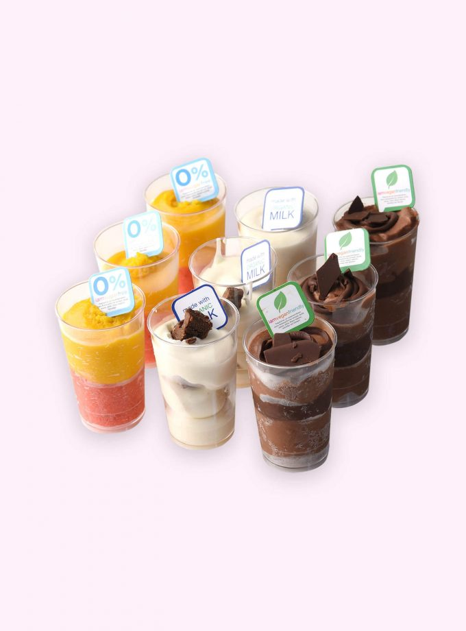 Summer 2021 Ice Cream Shots