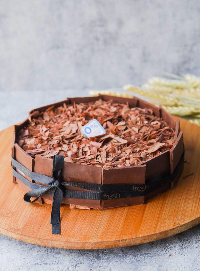 Τούρτα Παγωτό Chocolate-Cream 0% 6 ατόμων