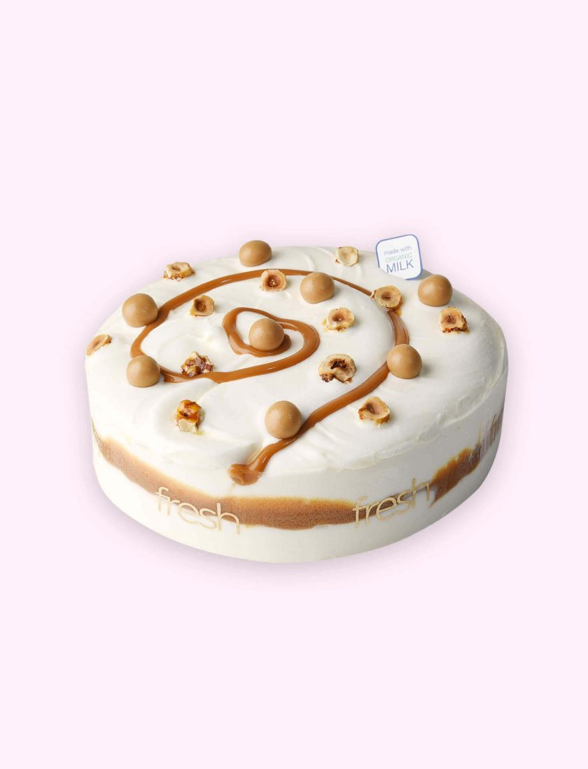 Caramel Pavlova Παγωτό με Βιολογικό Γάλα