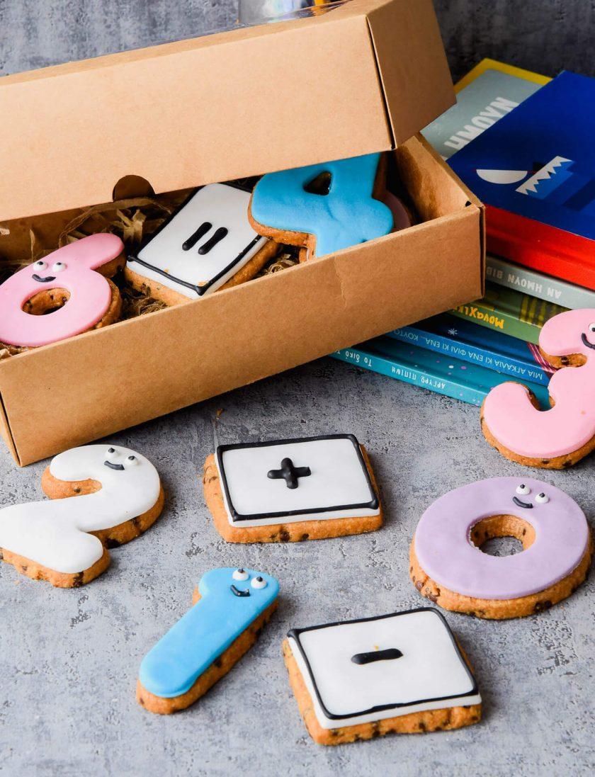 Math Cookie Kit